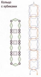 Схема кольца 2